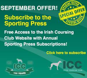 Subscribe to Sporting Press - Special Offer
