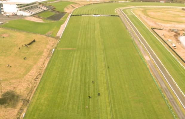 Aerial Pic of Track 2